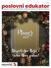 Časopis Poslovni Edukator 5/2020